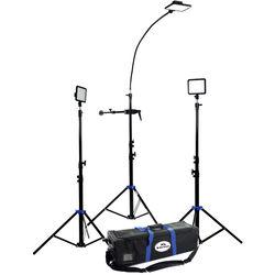 Savage Cobra Interview LED Light Kit