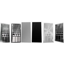 LightDims LightDims Kit of LED-Dimming/Blocking Stickers for Electronics (Assortment of 6 Varieties)