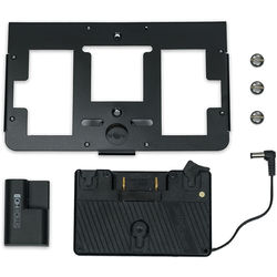 SmallHD Gold Mount Battery Bracket with Mounting Plate for 700 Series Monitor