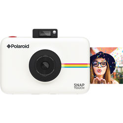 Polaroid Snap Touch Instant Digital Camera (White)