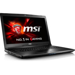 "MSI 17.3"" GL72 Series Notebook"