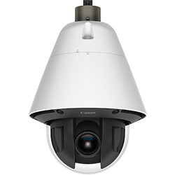 Canon 2.1 MP Vandal Resistant Outdoor Speed Dome Network Camera with 4.4-132mm Varifocal Lens