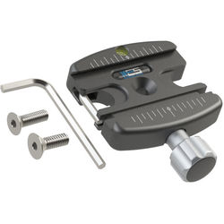 """Kirk 2.6"""" Quick Release Clamp with Countersunk Hole"""