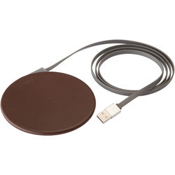 Xuma Gi Wireless Charging Pad (Brown)
