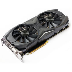 ZOTAC GeForce GTX 1080 AMP Edition Graphics Card