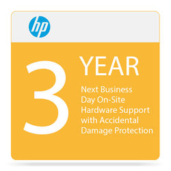 HP 3-Year Next Business Day Onsite Hardware Support with Accidental Damage Protection G2