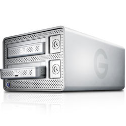 G-Technology 2TB G-DRIVE ev Portable USB 3.0 HDD with Gobbler Software