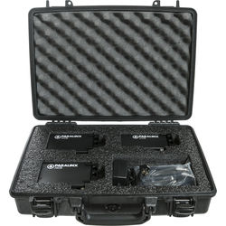 Paralinx Ace 300 ft SDI Wireless Video Deluxe Package with 2 x Receivers