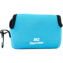 MegaGear Ultra-Light Neoprene Camera Case for Fujifilm X70 (Blue)