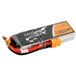 Tattu 75C LiPo Battery Pack (1800mAh, 11.1V, 3S1P)