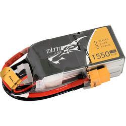 Tattu 75C LiPo Battery Pack (1550mAh, 11.1V, 3S1P)