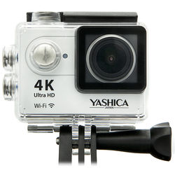 Kyocera / Yashica YAC-401 Ultra HD 4K Action Camera