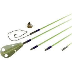 Labor Saving Devices RoyRods Quick Connect Wire-Running Rod Kit (30')