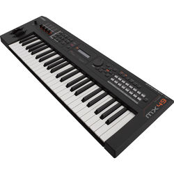Yamaha MX49 v2 Music Production Synthesizer (Black)