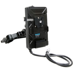 Tilta V-Mount Power Supply System with 19mm Rail Mount for RED SCARLET/EPIC