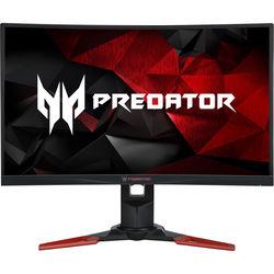"""Acer Predator Z1 Z271 bmiphz 27"""" 16:9 Curved 144 Hz G-Sync LCD Monitor"""