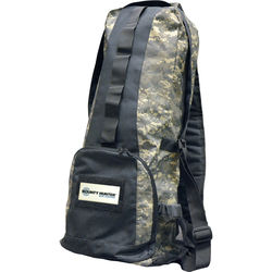 Bounty Hunter Camo Backpack with Compartment for Metal Detector