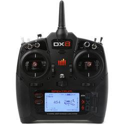 Spektrum DX8 Gen 2 DSMX 8-Channel Transmitter Bundle with AR8000 Receiver