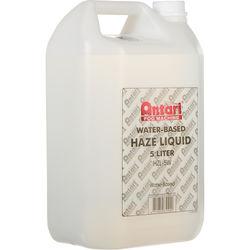 Antari Fog Machine HXL-5 Water-Based Haze Liquid for Haze Machines (1.3 Gallons)