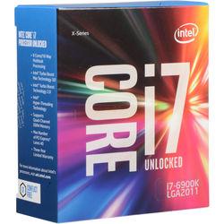 Intel Core i7-6900K 3.2 GHz Eight-Core LGA 2011-v3 Processor