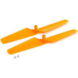 BLADE Propeller Set for mQX Quadcopter (CW, Orange)