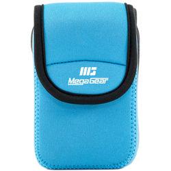 MegaGear Ultra-Light Neoprene Camera Case for Canon PowerShot ELPH 190 IS, ELPH 170 IS, and ELPH 160 (Blue)