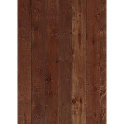 Westcott X-Drop Vinyl Backdrop (5 x 7', Cherry Wood Plank)