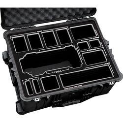 Jason Cases Hard Travel Case for Blackmagic URSA Kit (Black Overlay)