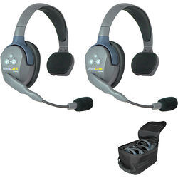 Eartec UL2S UltraLITE 2-Person Headset System (USA)