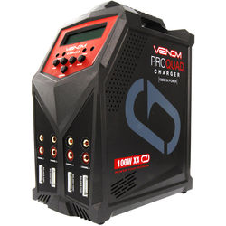 Venom Group Pro Quad LiPo & NiMH Battery Charger