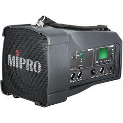 MIPRO MA-100SB Single-Channel Personal Wireless PA System (6B, Black)