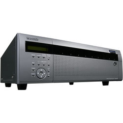 Panasonic WJ-ND400 Series 64-Channel 3MP NVR with 54TB HDD