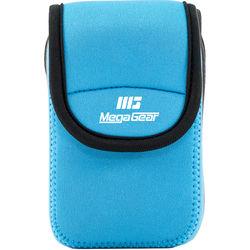 MegaGear Ultra-Light Neoprene Camera Case for Olympus Stylus Tough TG-870 and TG-860 (Blue)