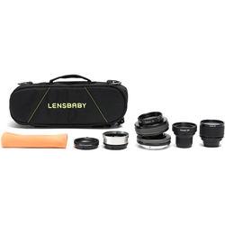 Lensbaby Composer Pro II System Kit for Nikon F Mount Cameras