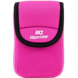 MegaGear Ultra-Light Neoprene Camera Case for Kodak PixPro FZ43 and Kodak PixPro FZ41 (Hot Pink)