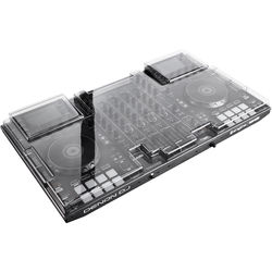 Decksaver Cover for Denon MCX8000 DJ Controller (Smoked/Clear)