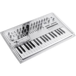 Decksaver Cover for Korg Minilogue (Smoked/Clear)