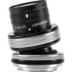 Lensbaby Composer Pro II with Sweet 35 Optic for Micro Four Thirds