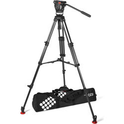 Sachtler 1011 System Ace L MS CF Tripod Head and Legs