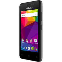 BLU NEO ENERGY MINI N130U 4GB Smartphone (Unlocked, Black)