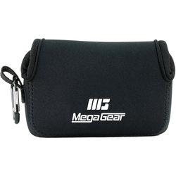 MegaGear Ultra-Light Neoprene Camera Case for Fujifilm FinePix XP90 (Black)