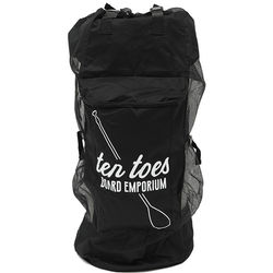 Ten Toes Board Emporium theRAMBLER Rucksack Paddleboard Carrying Bag (Black)
