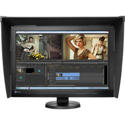 "Eizo ColorEdge CG247X 24.1"" 16:10 Hardware Calibration IPS Monitor"
