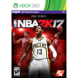 Take-Two NBA 2K17 Early Tip-Off Edition (Xbox 360)