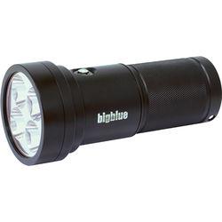 Bigblue TL4500P LED Technical Dive Light Head (Black)