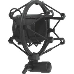 WindTech SM-5 Large-Microphone Shockmount (Black)