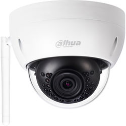 Dahua Technology Lite Series 3MP Outdoor Wi-Fi Dome Camera with 2.8mm Lens and Night Vision