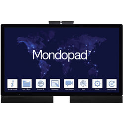 "InFocus 65"" Mondopad Video Conferencing and Collaboration Touchscreen System"