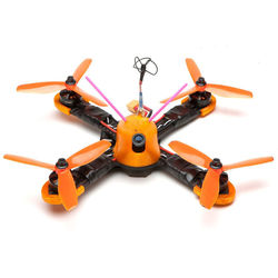 Shen Drones Mako Quadcopter Frame (Orange)