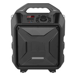Monster Rockin' Rambler Portable Wireless Speaker (Gray/Black)